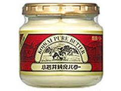 小岩井 純良バター 瓶160g