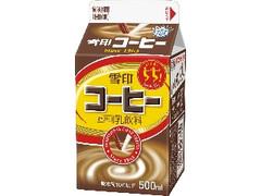 雪印メグミルク 雪印コーヒー パック500ml