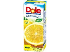 Dole グレープフルーツ100% パック200ml