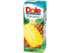 Dole パイナップル100% パック200ml