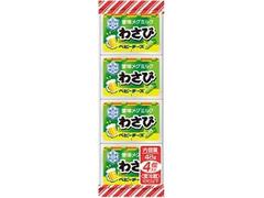 雪印メグミルク わさび ベビーチーズ 袋12g×4