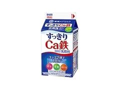雪印メグミルク すっきりCa鉄 パック500ml