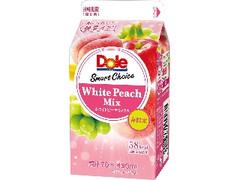 Dole Smart Choice White Peach Mix パック450ml