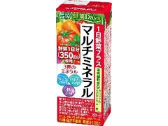雪印メグミルク 農協 野菜Days 1日野菜プラス マルチミネラル パック200ml
