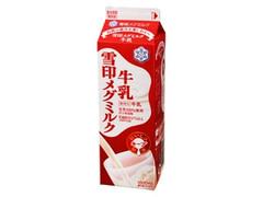 雪印メグミルク 雪印メグミルク牛乳 パック1000ml