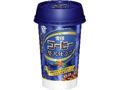 雪印メグミルク 雪印コーヒー 贅沢仕立て カップ200g