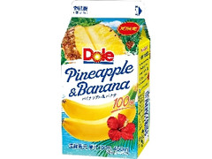Dole Pineapple & Banana 100% パック450ml