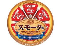 雪印メグミルク 6Pチーズ スモーク味 箱6個