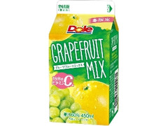 Dole GRAPEFRUIT MIX パック450ml