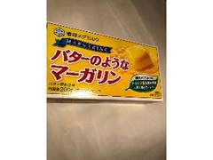 雪印メグミルク まるでバターのようなマーガリン