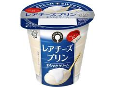 雪印メグミルク CREAM SWEETS レアチーズプリン