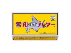 雪印 北海道バター 箱200g
