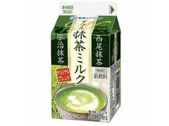 雪印メグミルク ダブル抹茶ミルク パック500ml