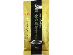 セブンゴールド 金の緑茶 まろやか 袋100g