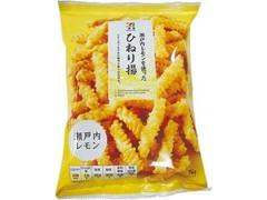 セブンプレミアム ひねり揚 瀬戸内レモン 袋74g