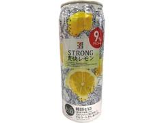 セブンプレミアム ストロングチューハイ 爽快レモン 缶500ml