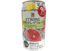 セブンプレミアム ストロングチューハイ 爽快グレープフルーツ 缶350ml