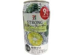 セブンプレミアム ストロングチューハイ 爽快シークヮーサー 缶350ml