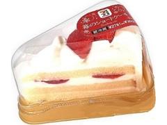 セブンプレミアム 苺のショートケーキ パック1個