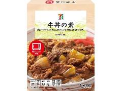 セブンプレミアム 牛丼の素 箱110g