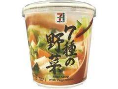 セブンプレミアム 7種の野菜