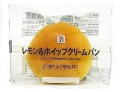 セブンプレミアム レモン&ホイップクリームパン