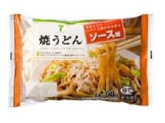 セブンプレミアム 焼うどん ソース味 袋2食 青木食品