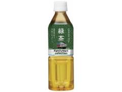 ファミリーマート FamilyMart collection 緑茶 ペット500ml