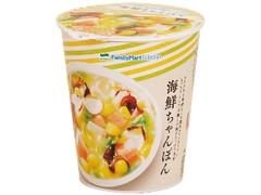 ファミリーマート FamilyMart collection 海鮮ちゃんぽん