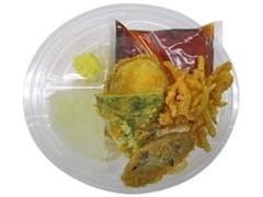 ファミリーマート 鹿児島県産野菜の冷し天ぷらうどん