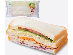 ファミリーマート 具たっぷり野菜サンド