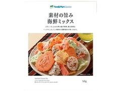 ファミリーマート FamilyMart collection 素材の旨み海鮮ミックス
