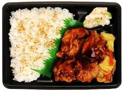 ファミリーマート 炙り鶏の照焼き弁当