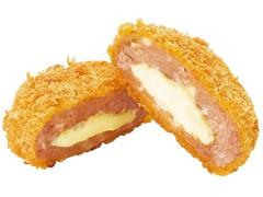 ファミリーマート Wチーズメンチカツ