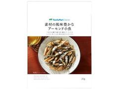 ファミリーマート FamilyMart collection 素材の風味豊かなアーモンド小魚