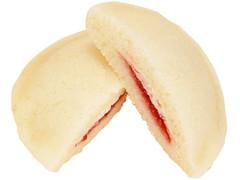 ファミリーマート 白いパンケーキ いちご&ミルク