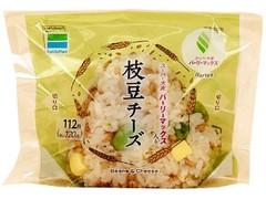 ファミリーマート スーパー大麦 枝豆チーズ