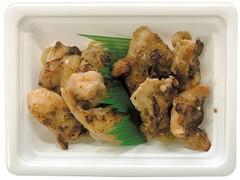 ファミリーマート 鶏の炙り焼き もも・ふりそで 塩レモン味