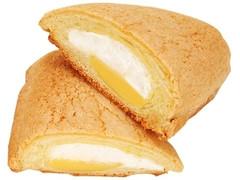 ファミリーマート ファミマ・ベーカリー ホイップデニッシュメロンパン