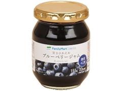 ファミリーマート FamilyMart collection 甘さひかえめ ブルーベリージャム