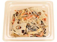 ファミリーマート 増量根菜とひじきのごまマヨサラダ