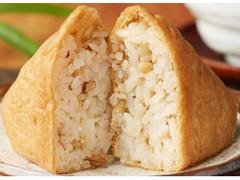 ファミリーマート スーパー大麦 柚子いなり寿司