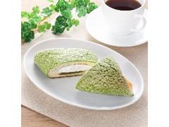 ファミリーマート ファミマ・ベーカリー 抹茶のホイップデニッシュメロンパン