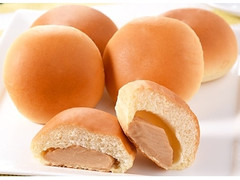 ファミリーマート ファミマ・ベーカリー なめらかピーナッツクリームパン 5個入