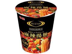 ファミリーマート RIZAP 麻辣湯麺