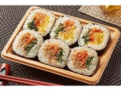 ファミリーマート 韓国風海苔巻 キンパ ツナキムチ巻&ナムル巻