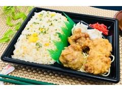 ファミリーマート 炒飯&唐揚げ弁当