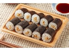 ファミリーマート 納豆細巻寿司