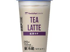 ファミリーマート FamilyMart collection 紅茶ラテ