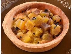 ファミリーマート FAMIMA CAFE&SWEETS 安納芋のごろごろタルト